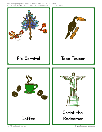 facts on brazil