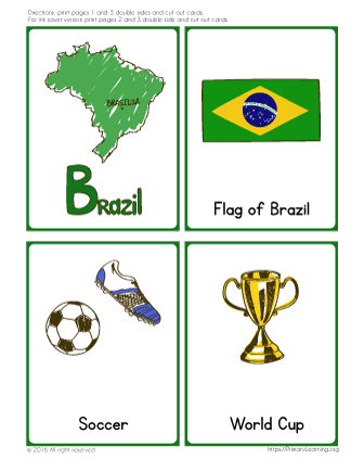 facts about brazil for kids