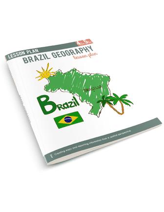 brazil lesson plan