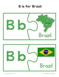 brazil activities for preschoolers