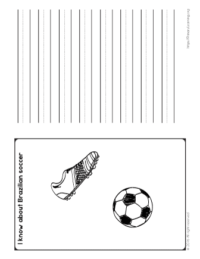 brazil worksheets free printables