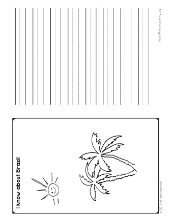 brazil worksheets ks2