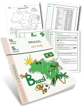 Brazil Symbols | Easy Peasy Teaching | Brazil carnival ...