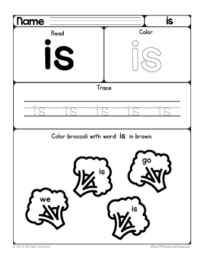 sight word is