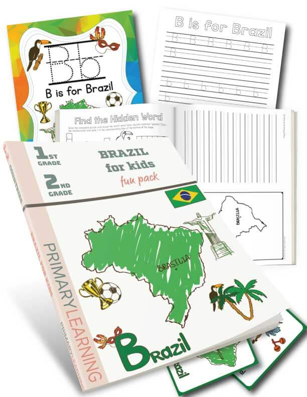 brazil facts for kids