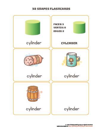 Cylinder Flashcards