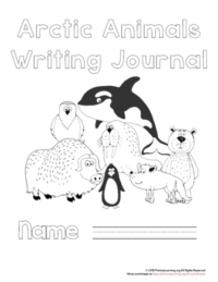 animals writing