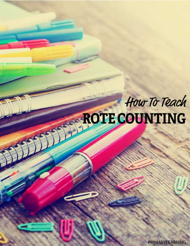 Rote Counting