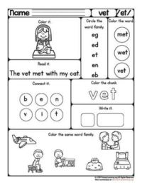 et worksheet