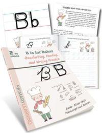 letter B printables