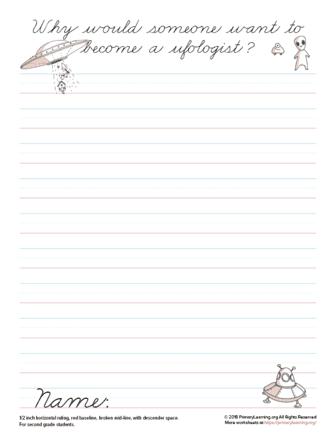 ufologist opinion writing