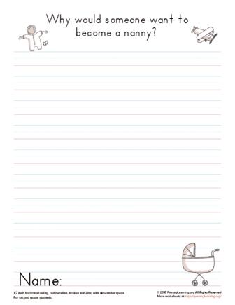 nanny writing opinion