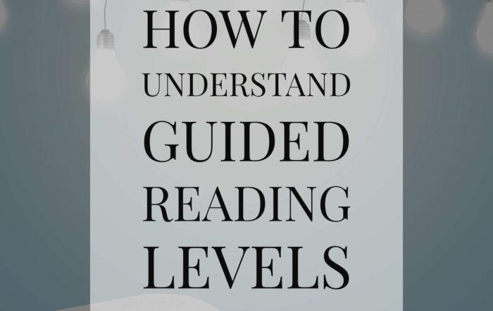 reading levels