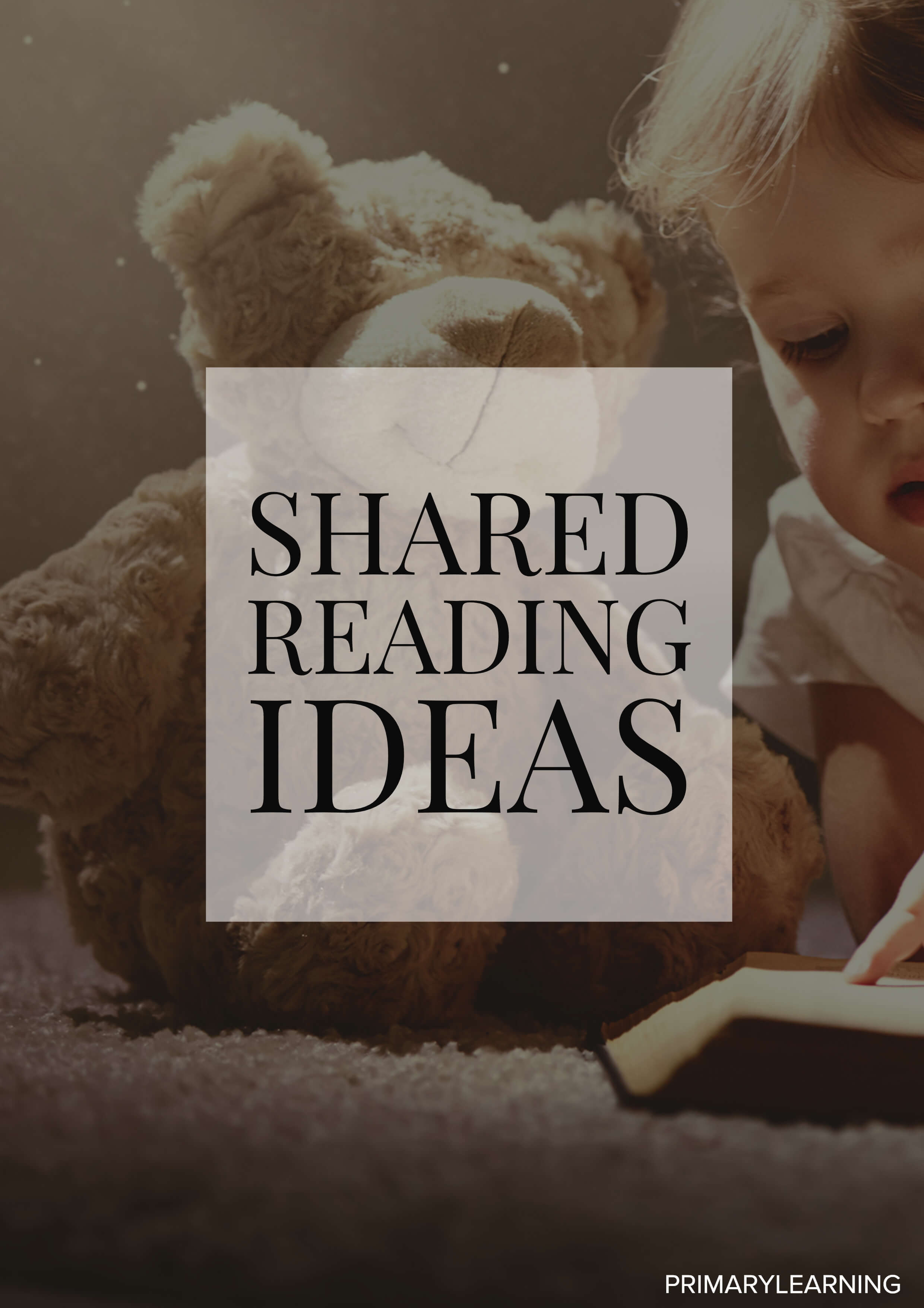 shared reading ideas