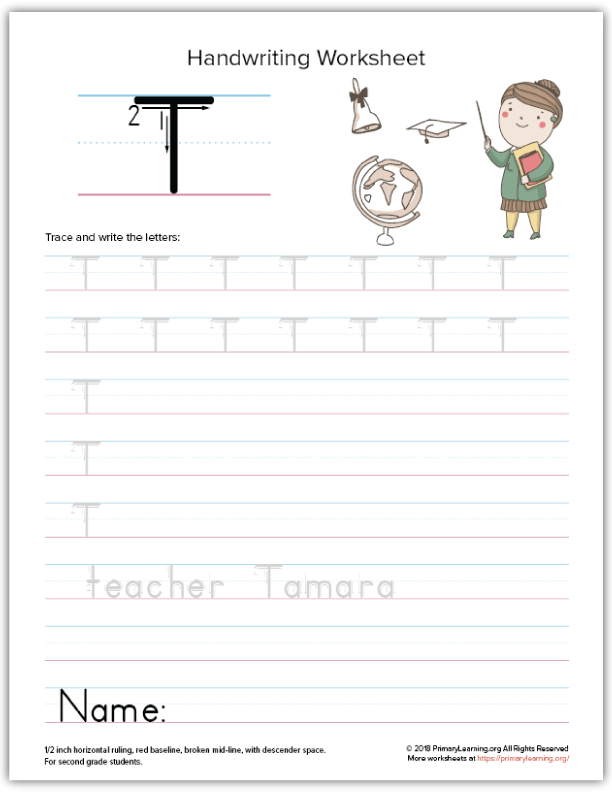 PrimaryLearning: Free printable worksheets for elementary ...