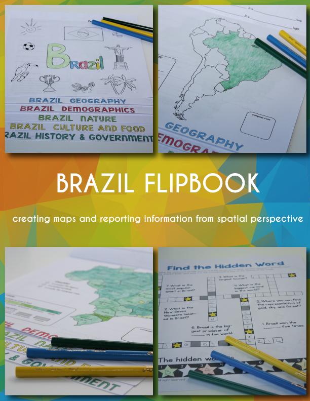 brazil for kids